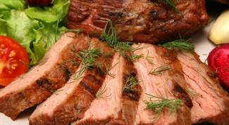 Как переваривается мясо