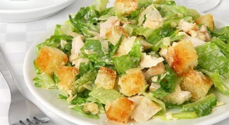 The Caesar salad: variations on a theme