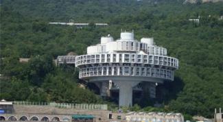 Самые известные санатории Крыма