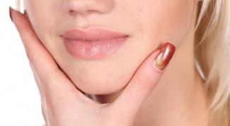 Why skin peeling around mouth