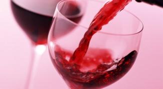 Красные полусладкие французские вина