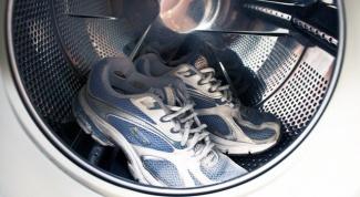 Как постирать беговые кроссовки