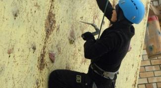 Скалолазание на искусственном рельефе: советы для начинающих