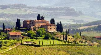 Летнее путешествие: тосканский винный тур