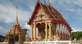 Таиланд: калейдоскоп впечатлений