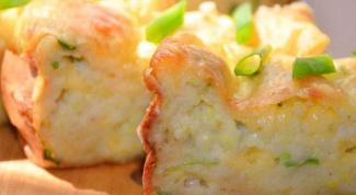 Кабачковый торт с сыром и сметаной