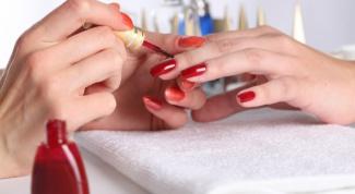Как идеально накрасить ногти