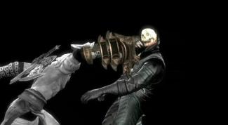 Как делать X-Ray в Mortal Kombat