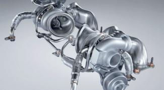 Что значит битурбированный двигатель