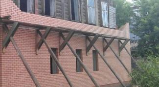Каким кирпичом лучше обкладывать деревянный дом