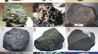 How to distinguish ordinary stone from a meteorite