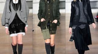 Многослойность в одежде как модный тренд