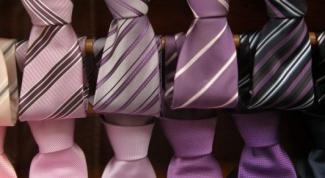 Как правильно подобрать галстук по цвету