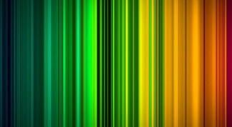 Spectral analysis and types of spectra
