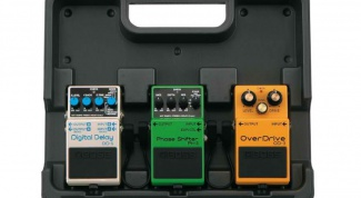 All about effects pedals for guitar