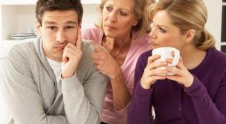 Как сделать сложный выбор между матерью и женой
