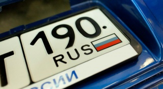 Какие региональные номера присвоят автомобилям в Крыму