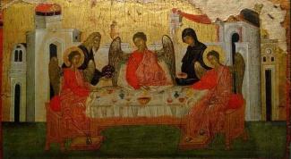 Святая икона Троица: значение для православных