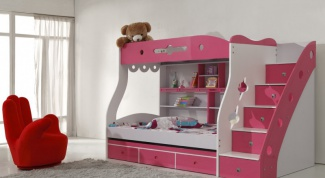 Как выбрать кровать для двоих детей