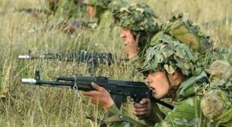 Автоматическое оружие российской армии