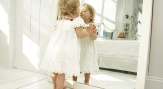 Какое зеркало будет безопасным для детской