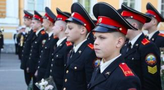 Со скольких лет берут в Суворовское училище