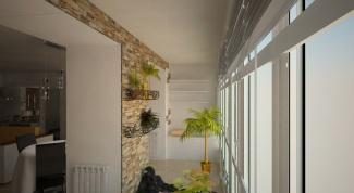 Для чего можно использовать утепленный балкон зимой
