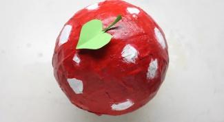 Как сделать поверхность изделий из папье маше гладкой