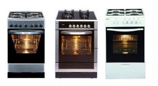 Какие газовые плиты лучше: из нержавейки или эмалевые