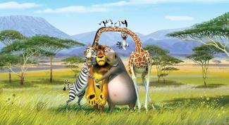 Дата выхода мультфильма Мадагаскар 4