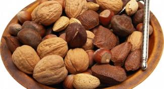 Калорийность орехов - не повод от них отказываться
