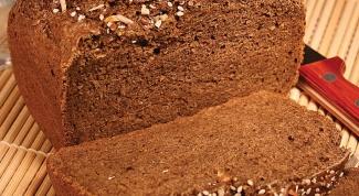 Черный хлеб – вкусное лакомство в домашних условиях