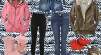Женские худи с мехом: куда и с чем носить