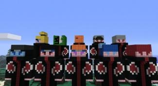 Как создать клан в Minecraft