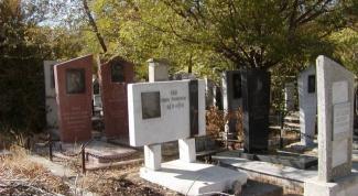 Хованское кладбище: как доехать, что посмотреть