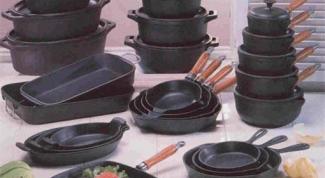 Как подготовить чугунную посуду к первому применению