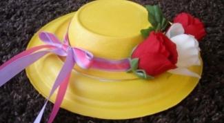 Шляпа своими руками: идеи для карнавального вечера