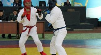 Куда записаться: на рукопашный бой или на каратэ