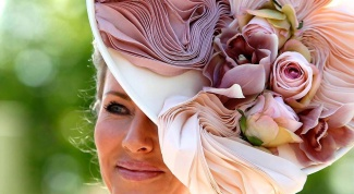 Правила выбора дамской шляпки