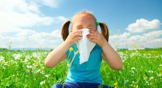 Как облегчить состояние при аллергии