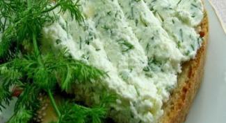 Как приготовить творожную пасту на завтрак