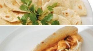 Как приготовить кесадильи с двумя видами начинки