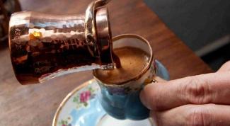 Как варить кофе на плите
