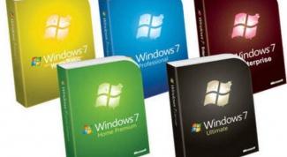 Версии Windows 7