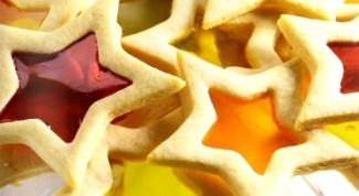 "Веселое печенье ""Звездочки"""