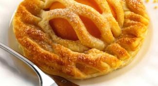 Мини-пироги с фруктами