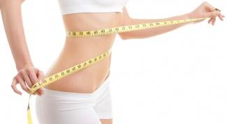 Диета для плоского живота - убираем лишние сантиметры