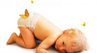 Как выбрать детские подгузники