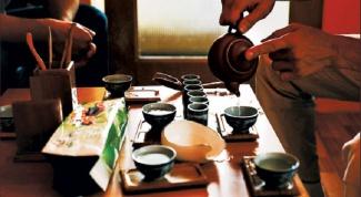 Как появилась и проводилась чайная церемония в Японии