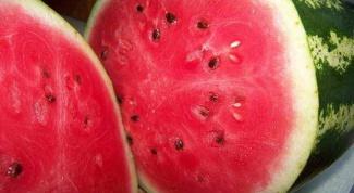 Как сохранить арбузы на зиму